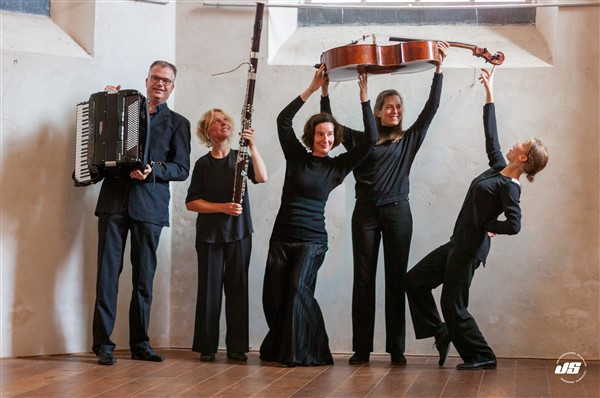 Het Meriam de korte Ensemble