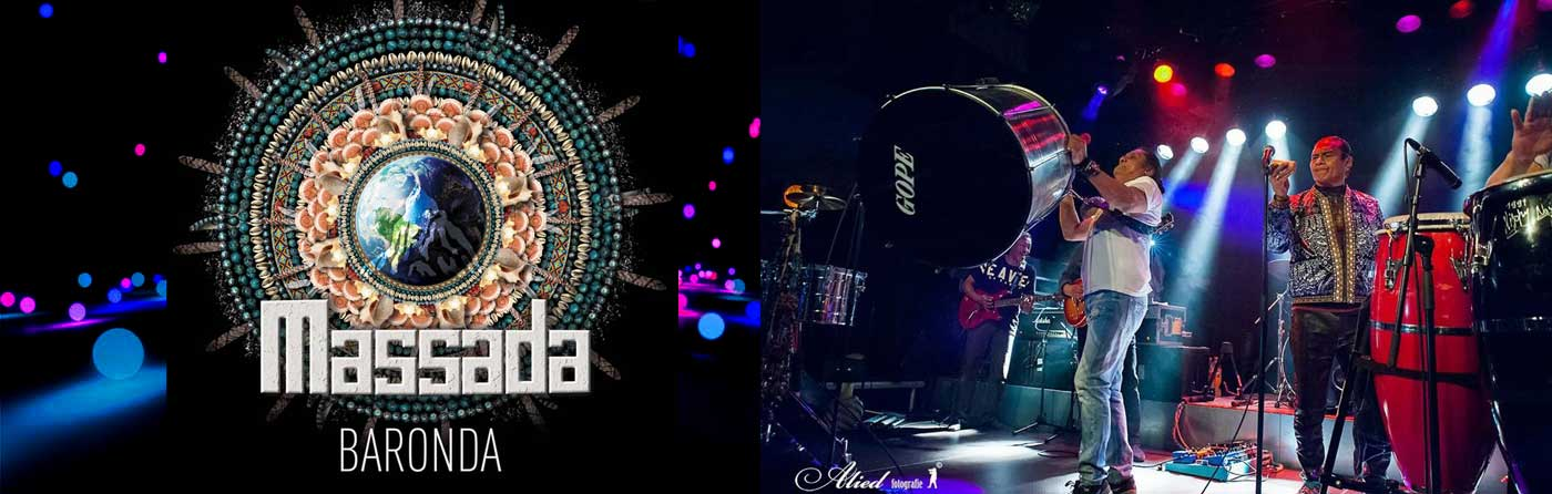 Concert Massada 17 juli 2021