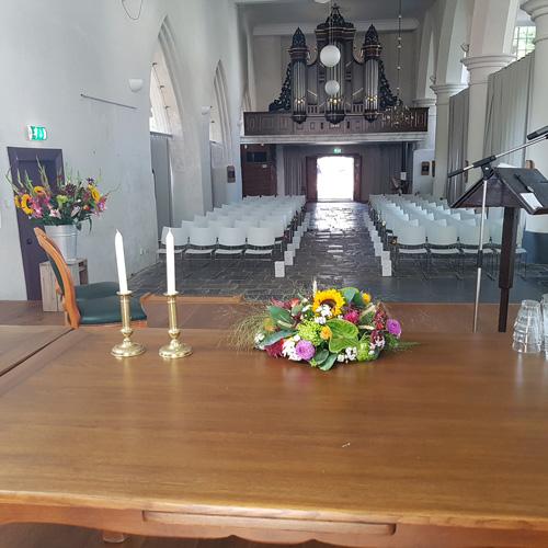 Trouwen Grote Kerk Groede